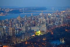 New York City [0359] (cl.lin) Tags: newyorkcity sunset urban lake newyork beauty night newjersey nikon cityscape centralpark manhattan rockefellercenter hudsonriver rockefeller topoftherock georgewashingtonbridge d600 nikond600