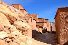 Ksar (Luca Terracciano) Tags: sky heritage sahara clouds desert ben unesco morocco aid marocco ouarzazate ksar deserto worldheritage ksour aitbenhaddou aïtbenhaddou haddou ورزازات