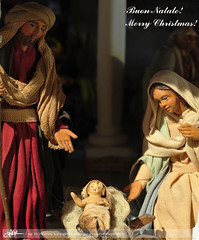 Merry Christmas! (guido ranieri da re: work wins, always off) Tags: christmas nikon indianajones nativityscene presepio d700 nonsonoglianniamoresonoichilometri guidoranieridare