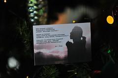 We are too small, but we can make big things (sifis) Tags: christmas lights big nikon small athens greece wishes 135 nikkor sakalak d700 σακαλακ