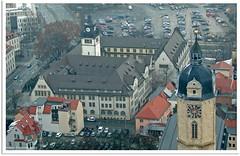Jena/Germany - Friedrich-Schiller-Universitt (Barbara Mller-Walter) Tags: city germany deutschland town thringen hessen jena stadt universitt altstadt oldtown geotag wetterau jorbasa universittshauptgebude jenathringen friedrichschilleruniversittjena