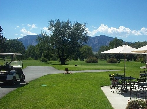 Photo - Flatirons Golf Course