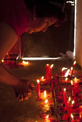 La fe teñida de rojo (sobre el culto al Gauchito Gil) (Florencia Cazaban) Tags: red woman argentina mujer rojo buenosaires candles faith prayer pray belief pedido fe spiritual velas sanctuary connection devoto culto espiritual rezo conexion plegaria rezar lacarolina creencia gauchitogil promesero florenciovarela