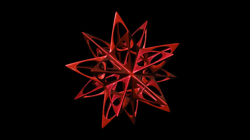 "Spiky icosahedron • <a style=""font-size:0.8em;"" href=""http://www.flickr.com/photos/30735181@N00/8323125605/"" target=""_blank"">View on Flickr</a>"