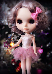 Blythe-a-day December: Happy New Year