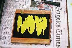 21440027-84 (jjldickinson) Tags: olympusom1 fujicolorsuperiaxtra400 roll399 promastermcautozoommacro2870mmf2842 promasterspectrum772mmuv wrigley tsukiji fish print printmaking card mokuhanga danielsmith watersolublereliefink hansayellowmedium acrylicretarder laserengraving cherry wood woodblock carving paletteknife longbeach