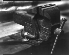 Dawn Vise (SMBooth) Tags: efke directpositivepaper