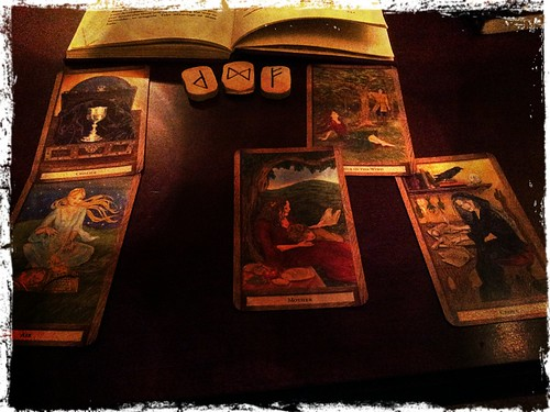 Creating Your Own Divination Deck
