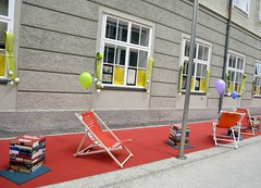 2012 - 06 - 02 Lesemeile der UB (Universitt Salzburg (PR)) Tags: juni allen von uni 06 oder jahre anzeigen salzburgxuniversittsaltstadtfestx2 2012x50 salzburgx50 salzburgx02 2012x06022012xfeierlichkeitenxwissenstrmexresidenzplatzxplus