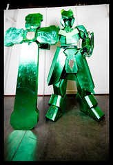Accel World   Green Grandee   Cosplay (EE) Tags: cosplay   ee accelworld   greengrandee