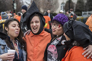 Witness Against Torture: Erica, Katie, and Palina