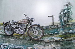 We're all Searching for that Piece of Higher Ground (artandfurniture2012) Tags: nottingham mountains art classic illustration john landscape landscapes drawing paintings motorcycles classics watercolour british landrover watercolours britishcars landscapepainting mountainroad motorcycleart britishbikes mountainroads watercolourpainting modernpainters cardrawing carpainting chrisrea watercolourspaintings waterysun britishmotorcycles automotiveart mapperley drawingcars classicbritishcars paintingcars britishmotorbikes landscapeartists lowerson watercolourists httpwwwtheartroomtelfordcoukpage96html httpstheartonlinegallerycomartistjohnlowerson johnlowerson johnlowersonart motorcycleartists paintingsofcars johnlowersonwatercolours httpwwwsaatchionlinecomprofilesportfolioid349670 royalenfieldmoorland artandfurniture fernleighavenue paintingmotorbikes watercolourartists classiccarpaintingspaintingsofclassiccars landscapewatercolourart httpwwwphoto4mecomjohnlowersonart