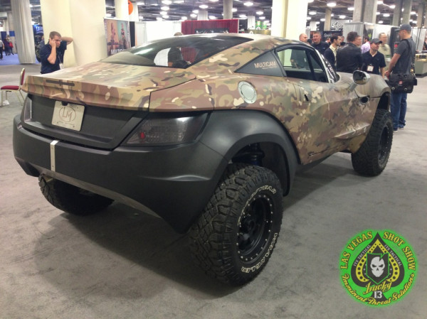ITS Tactical SHOT Show 2013: Day 4 Live Coverage 025