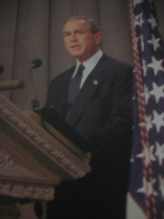 From http://www.flickr.com/photos/24683614@N08/8402770362/: President George W. Bush in an undated photo.