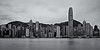 Hong Kong Central Skyline (1982Chris911 (Thank you 5.500.000 Times)) Tags: china blackandwhite bw white black water skyline canon hongkong asia harbour thepeak kowloon hongkongisland centralhongkong victoriapeak bankofchina victoriaharbour ifc2 internationalfinancecenter hongkongskyline cheungkongcenter admiraltyhongkong canoneos5dmarkiii canoneos5dmark3 canon5dmark3 eos5dmark3