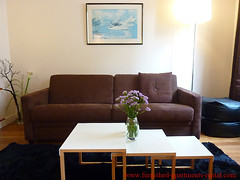Paris furnished apartments - 16th district Vital (3) (Short Time Rental Paris) Tags: paris apartment rental short trocadero term furnished passy