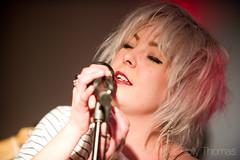 Cut Ribbons at Buffalo Bar, Cardiff, 25th January 2013 (Polly-Thomas) Tags: music buffalo gig livemusic cardiff buffalobar nikon70200mmf28 cutribbons nikond3s welshmuch