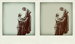 Cimetire de Montmarte (FXGR) Tags: paris statue montmartre pola