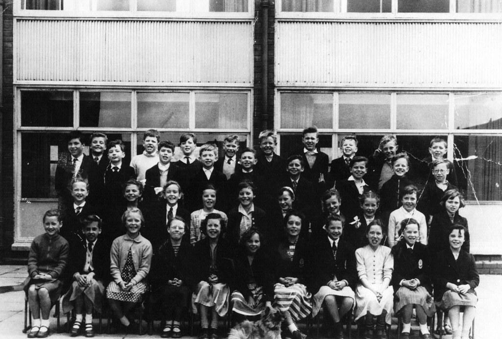 St Modens class Cranhill 1961