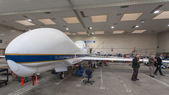 My, what a big nose you have. (Kevin Baird) Tags: nasa dryden dfrc globalhawk nasatweetup nasasocial nasaairborne