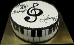 #7: MUSICAL & HOLLYWOOD CUSTOM CAKES (Alpine Bakery Smithtown) Tags: pictures new york ny cakes island li long musical alpine bakery hollywood custom smithtown of