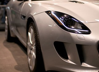 2013 Washington Auto Show - Lower Concourse - Jaguar 3 by Judson Weinsheimer