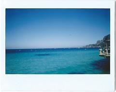 Polaroid  20/7/2016 (mgsilmarie) Tags: mondello polaroid instax wide300 palermo sicilia sicily mare sea italia italy istantanea