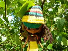 Tiny Leaves 178/365 (Bebopgirl1969) Tags: petiteblythe caribbeanjewel tree leaves