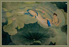 Peinture de Fanfan Li / Fanfan Li's painting - Richelieu (christian_lemale) Tags: fanfan li fanfanli peintre peinture painter painting richelieu touraine d7100 nikon france