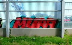 Graffiti A20 (oerendhard1) Tags: vandalism graffiti streetart urban art rotterdam a20 mura