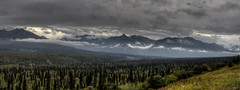 Neolithic Pano_01 (tpeters2600) Tags: alaska landscape mountain clouds canon eos7d tamronaf18270mmf3563diiivcldasphericalif photomatix hdr scenery