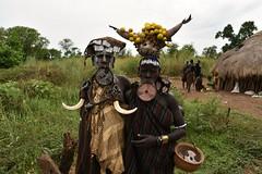 Mursi women (15) (Prof. Mortel) Tags: ethiopia omovalley mursi
