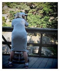 P.O.V... (iEagle2) Tags: ep2 ehefrau female frau femme olympusep2 olympuspen sweden summer woman wife rear nature