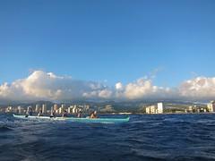 IMG_6838 (nautical2k) Tags: waikikibeachboys paddling outrigger canoe diamondhead honolulu oahu