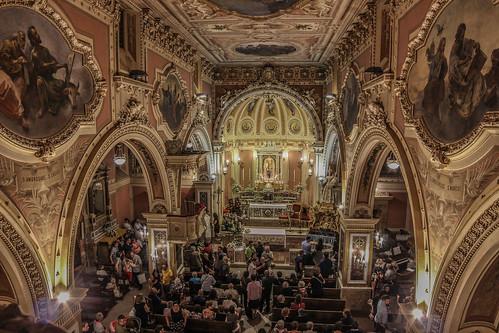 Santuario Maria S.S. della Misericordia - Fontanarosa (Av) Italy
