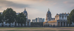Old and New London (Davestarling) Tags: canon1740mmf4l canon6d greenwich canarywharf london wideangle widescreen 2391 cinematic cinematography
