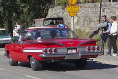 Chevy Impala (Steffe) Tags: 1960 chevroletimpala subculture raggartrff vegabaren grandprixraggarbil2016 handen haninge sweden summer