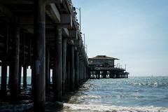 Santa Monica Pier (Isaac Carrillo) Tags: d600 nikon la santa monica travel beach