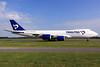 Panalpina (Atlas Air)  Boeing 747-87U(F) N850GT (widebodies) Tags: luxemburg luxembourg lux ellx widebody widebodies plane aircraft flughafen airport flugzeug flugzeugbilder panalpina atlas air boeing 74787uf n850gt