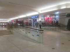 Foot Ramp (Random Retail) Tags: 2015 store retail oakdalemall mall