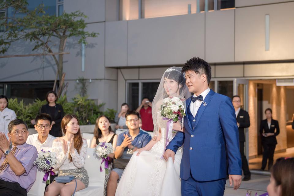 台南婚攝丫賓 晶英酒店 戶外證婚 030