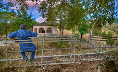 Rest body and soul (Dimitil) Tags: dolo pogoni hepirus epire greece hellas traditionalsettlements tradition people church nature life routine