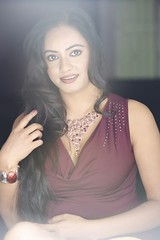 South actress Madhu Chanda Photos Set-2-Hot In Modern Dress (11)