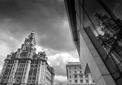 BRY_20160621_IMG_8430_ (stephenbryan825) Tags: albertdock liverpool pierhead royalliverbuilding reflection selects