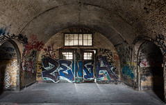 _O7A9152 (AntonyCASAFilms) Tags: urbex ue abandoned derelict decay fort military 19th century chartreuse