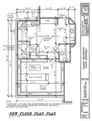 Master bath new (www.robsandersdesigner.com) Tags: master bath remodel groin ceiling knee space shoe rack