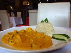 Mixed seafood at Yak & Yeti, Eltham, London SE9 (Kake .) Tags: yakyeti eltham restaurant london se9
