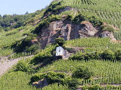 Cadran solaire  Wehlen (CORMA) Tags: allemagne deutschland germany moselle mosel 2016 europe europa sonnenuhr cadransolaire wehlen vignoble weinberg vineyard