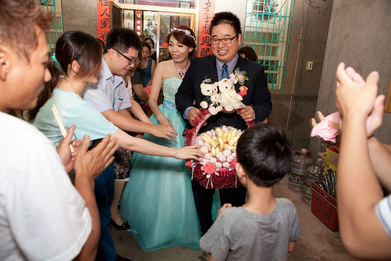孟峰&梵齡 婚禮紀實-346