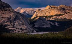 High Sierra (PasiKaunisto) Tags: nature naturephotography landscape landscapephotography mountains sunset yosemite nationalpark california sierra sierranevada highsierra hiking lake nationalforest